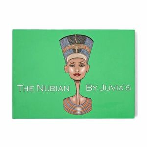 🆕 The Nubian by Juvia's Place Eyeshadow Palette